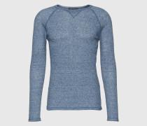 Pullover 'Craik' blau