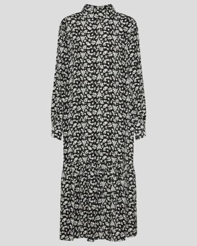 Kleid 'Trish' schwarz