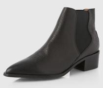 Chelsea Boots 'SFElena' schwarz