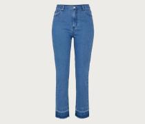 Slim Fit Jeans 'Liyana' blau