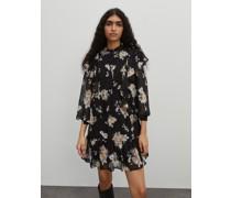 Kleid 'Kenley' mischfarben/schwarz