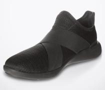 Sneaker aus Mesh 'Cartyville' schwarz