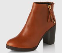 Ankle Boot 'Bridge' braun