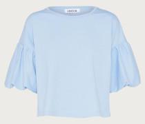 T-Shirt 'Raja' blau