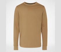 Sweatshirt 'Melton' beige