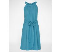 Kleid 'Kani' blau/grün
