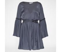 Kleid 'MIDNIGHT HOUR' grau