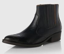 Boots 'SF Type' schwarz