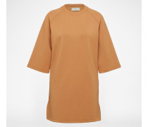 Oversize Dress beige