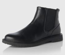 Chealsea-Boots 'BORDER CREEP CHELSEA WMN' schwarz
