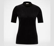 T-Shirt 'Bozena' schwarz