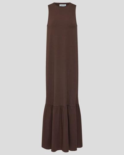 Kleid 'Felisa' braun