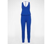 Jumpsuit 'CIVENUS' blau