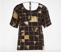 T-Shirt 'AMANDA' mehrfarbig