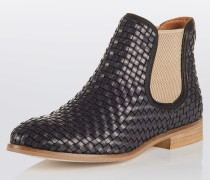 Chelsea Boots 'Leone' schwarz