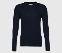 Pullover 'Gees' blau