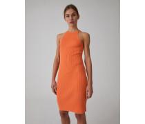 Kleid 'India' orange