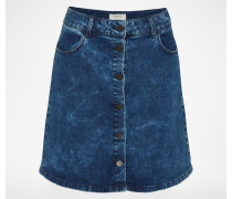 Jeansrock 'ADPTTENNESSE' blau