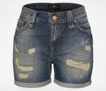 Jeans-Shorts 'Milena' blau