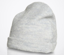 Wollmütze 'SFDarla' grau