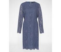 Kleid 'Lulla' blau