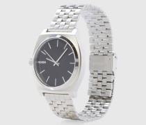 Armbanduhr 'Time Teller' silber