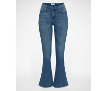 Jeans 'ADPTCALIFORNIA BOOTCUT JE' blau
