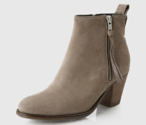 Ankle Boots grau