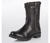 Biker Boots '0133' schwarz