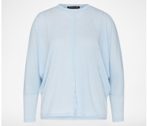 Shirt 'THE JOURNEY ' blau