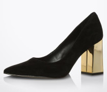 Pumps 'Pointer Pump' schwarz