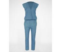 Jumpsuit 'Tova' blau