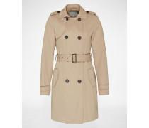 Trenchcoat 'VITHREE' beige