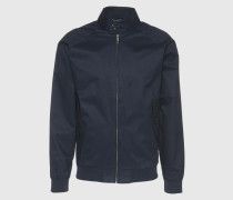 Jacke im Blouson-Stil 'New Core Harrington' blau