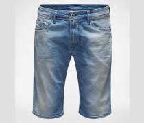 Slimfit Shorts blau