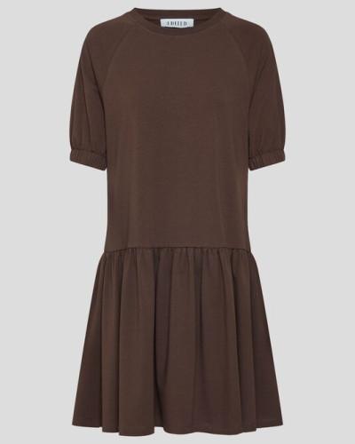 Kleid 'Isra' braun