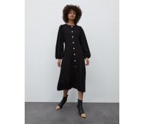 Kleid 'Loryn' schwarz