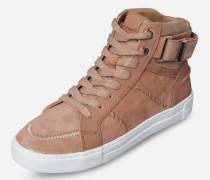 Hoher Sneaker 'Cassis' beige