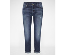 'JOSEFINA' Straight Jeans blau