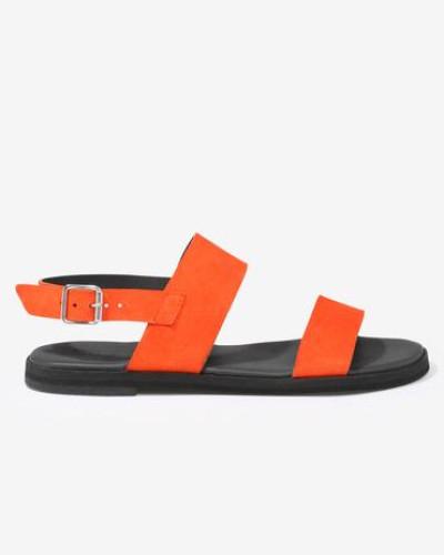 Sandale 'Cecelia' orange