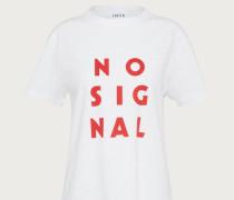 T-Shirt 'Nora' weiß