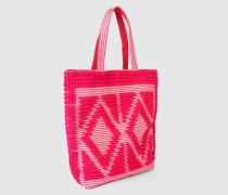 Shopper 'Lebum' pink