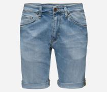 Regular-Fit Jeansshorts 'Swell' blau