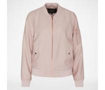 Bomberjacke 'Dust' pink