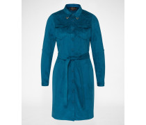 Blusenkleid 'Madison' blau