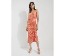 Kleid 'Claire' orange