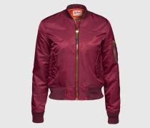 Bomberjacket pink/rot