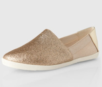 Slipper 'Lily' gold