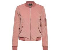 Jacke Blouson- pink