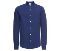 Hemd 'thomas LS Melange China Shirt'